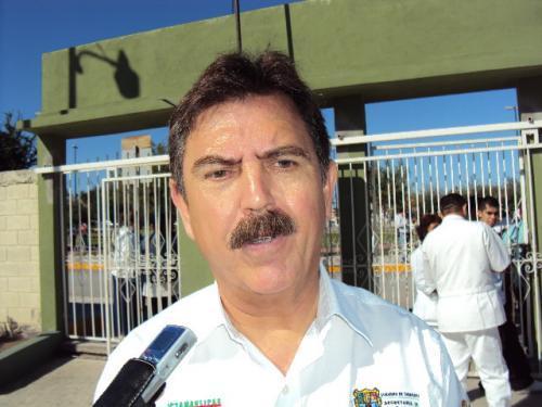Cercan brote de influenza H1N1 en Reynosa